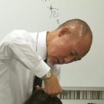 アップ講習講師才木義昭先生の写真
